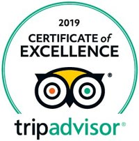 The Land's End Hotel | Tripadvisor Certificate of Excellence 2019