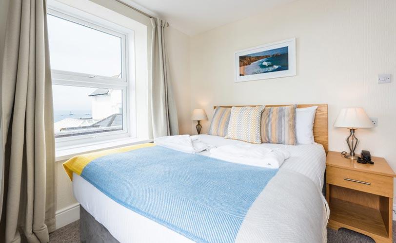 Deluxe Seaview Rooms